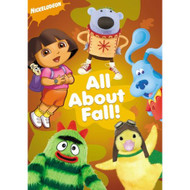 All About Fall On DVD - EE709222