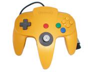 Nintendo 64 Controller Yellow For N64 N64 00005 34 Gamepad n64 - EE709278