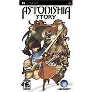 Astonishia Story Sony For PSP UMD With Manual and Case - EE709351