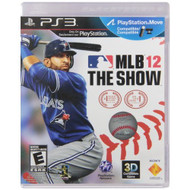 MLB 12 The Show For PlayStation 3 PS3 Baseball - EE709504