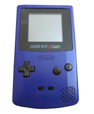 Nintendo Game Boy Color Grape Purple EVN327 Handheld - EE709524