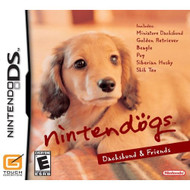 Nintendogs Dachshund And Friends For Nintendo DS DSi 3DS 2DS - EE709544