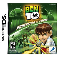 Ben 10 Protector Of Earth For Nintendo DS DSi 3DS 2DS With Manual and - EE709572