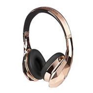 Monster Diamondz Rose Gold On-Ear Headphones Apple And Universal Ct - EE709708