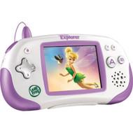 Leapfrog Leapster Explorer Learning Game System Purple Handheld 80-392 - EE709741