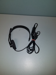 Gamestop PS3 Wired Headset Microphone Mic Black For PlayStation 3 - EE709795