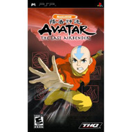 Avatar The Last Airbender Sony For PSP UMD With Manual and Case - EE709808
