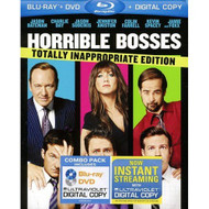 Horrible Bosses Totally Inappropriate Edition Blu-Ray On DVD With - EE709815