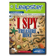 Leapfrog Leapster Learning Game Scholastic Ispy Treasure Hunt For Leap - EE709872