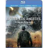 Battle: Los Angeles Two-Disc Blu-Ray/dvd Combo On Blu-Ray With Aaron - EE709876
