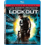 Lockout Unrated Edition Blu-Ray On Blu-Ray With Joseph Gilgun - EE709879