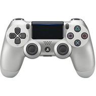 Dualshock 4 Wireless Controller For PlayStation 4 Silver PS4 White - EE709884