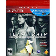 Heavy Rain: Director's Cut PS3 For PlayStation 3 - EE709883