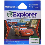 Leapfrog Learning Game Disney-Pixar Cars 2 Works With LeapPad Tablets - EE709897