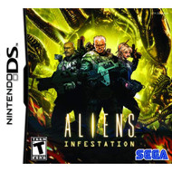 Aliens Infestation For Nintendo DS DSi 3DS 2DS - EE709915
