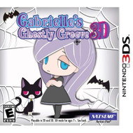 Gabrielle's Ghostly Groove Nintendo For 3DS Music With Manual and Case - EE709921