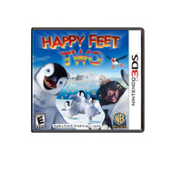 Happy Feet Two: The Videogame Nintendo For 3DS With Manual and Case - EE709920