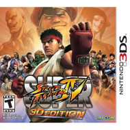 Super Street Fighter IV: 3D Edition Nintendo For 3DS Fighting With - EE709922