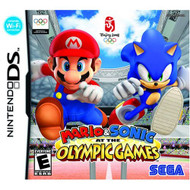 Mario And Sonic At The Olympic Games For Nintendo DS DSi 3DS 2DS With - EE709924