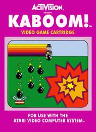 Kaboom! For Atari Vintage - EE709950