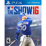 MLB The Show 16 For PlayStation 4 PS4 Baseball - EE709964