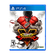 Street Fighter V Standard Edition For PlayStation 4 PS4 Fighting - EE709973