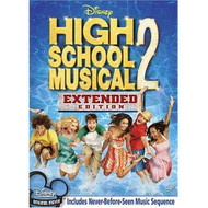 High School Musical 2 Extended Edition On DVD With Zac Efron Disney - EE709998