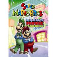 Super Mario Bros: Mario's Movie Madness On DVD With Super Mario - EE710005