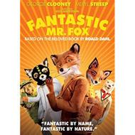 Fantastic Mr Fox On DVD With Meryl Streep Children - EE710009