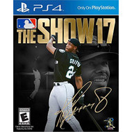 MLB The Show 17 Standard Edition For PlayStation 4 PS4 Baseball - EE710020