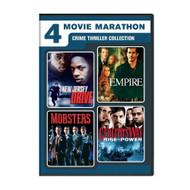 4 Movie Marathon: Crime Thriller Collection New Jersey Drive / Empire  - EE710018