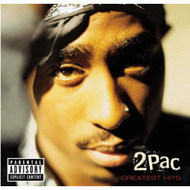 2PAC Greatest Hits By 2PAC Performer On Audio CD Album 1998 - EE710038