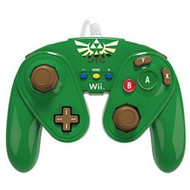 PDP Wired Fight Pad For Wii U Link Multi-Color 085-006-LK - EE710177
