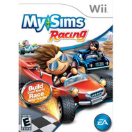 Mysims Racing For Wii With Manual and Case - EEE551069