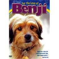 Benji: For The Love Of Benji On DVD With Patsy Garrett Romance - EE710253