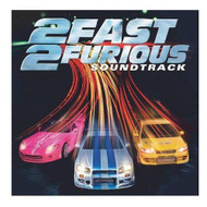 2 Fast 2 Furious On Audio CD Album - EE710392
