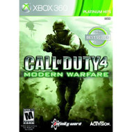 Call Of Duty 4: Modern Warfare Game Of The Year Edition For Xbox 360 - EE710450