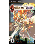 Knights In The Nightmare Sony For PSP UMD - EE710613