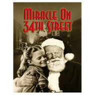 Miracle On 34th St Bw On DVD With Edmund Gwenn - EE710646