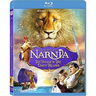 Chronicles Of Narnia The: The Voyage Of The Dawn Treader On Blu-Ray - EE710671