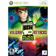 Ben 10 Alien Force: Vilgax Attacks For Xbox 360 - EE710751