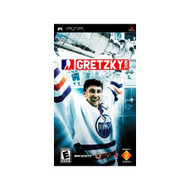 Gretzky NHL Sony For PSP UMD Hockey With Manual and Case - EE710820