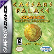 Caesars Palace Game Boy Advance For GBA Gameboy Advance - EE710918