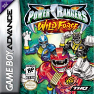 Power Rangers Wild Force GBA For GBA Gameboy Advance - EE710919