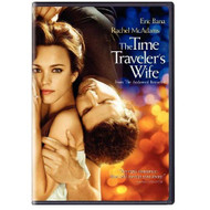 The Time Traveler's Wife On DVD With Rachel Mcadams Drama - EE711011
