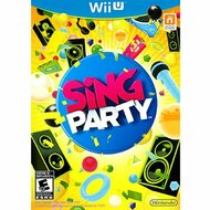Sing Party For Wii U Music & Dance - EE711013