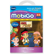 Mobigo Software Cartridge Jake And The Never Land Pirates For Vtech - EE711035