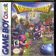 Dragon Warrior I And II On Gameboy Color RPG - EE711044