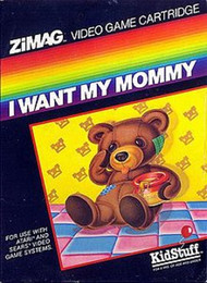 I Want My Mommy For Atari 2600 Vintage - EE711069