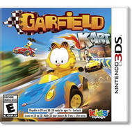 Garfield Kart Nintendo For 3DS Racing - EE711096